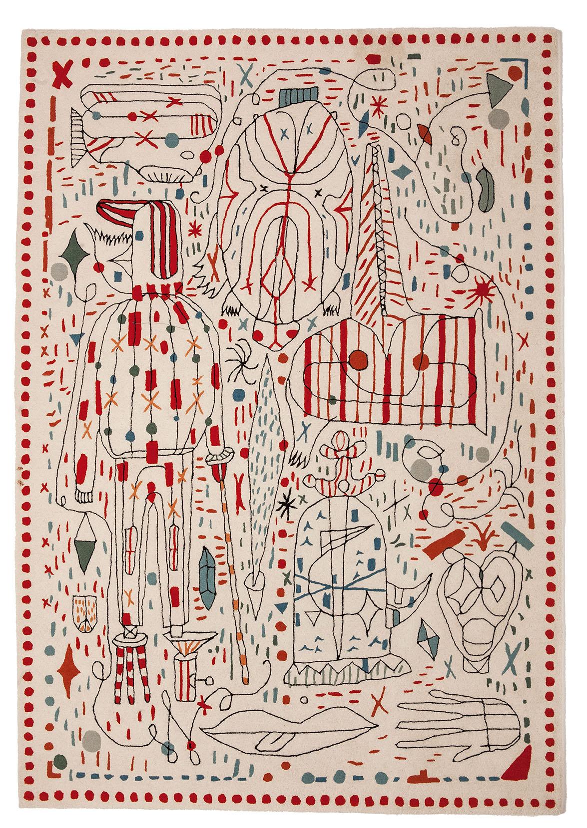 Hayon x nani una colecci n de alfombras on rica alocada - Alfombras nani marquina ...