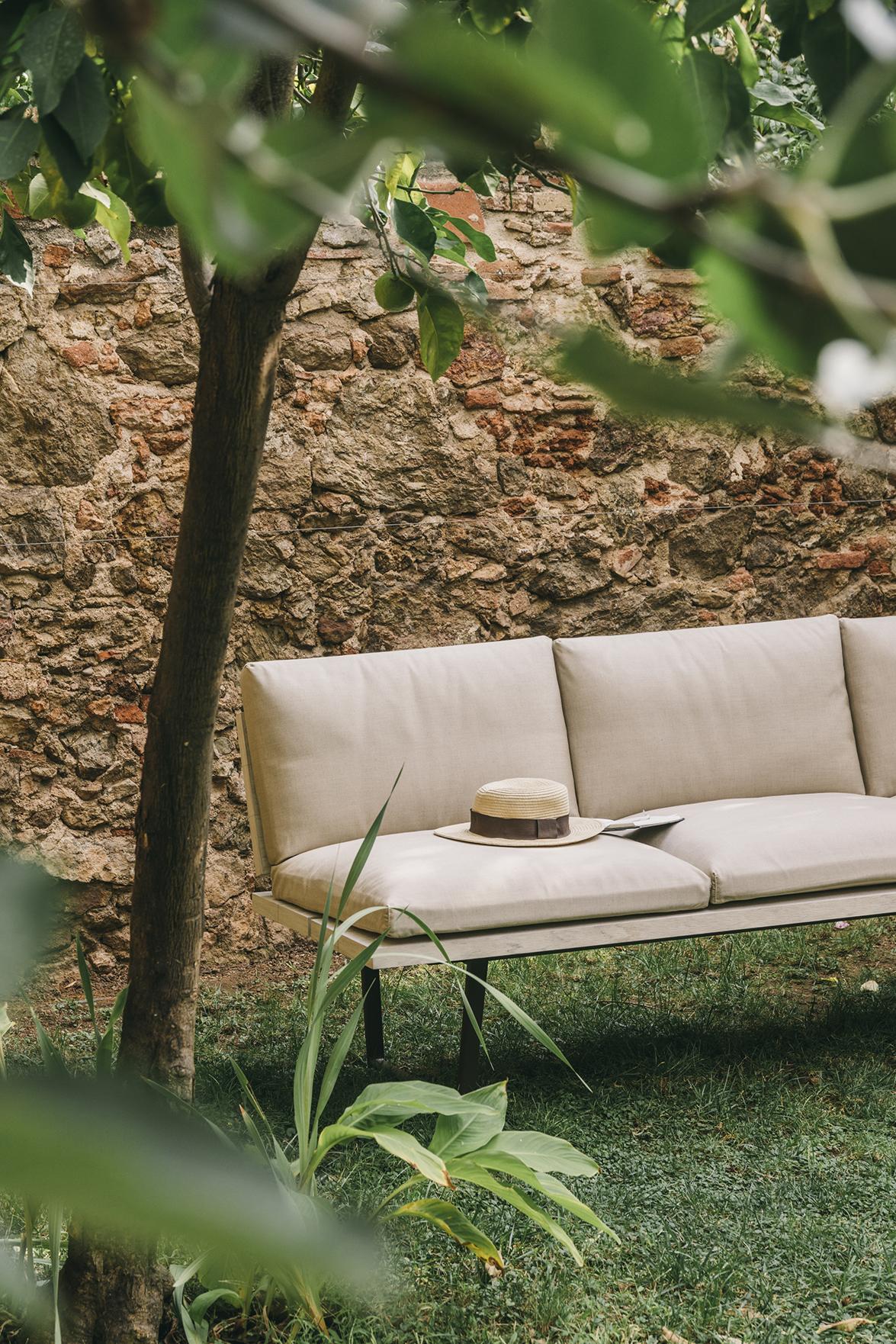 New-Wood Plan, la colección completa de muebles de exterior diseñada ...