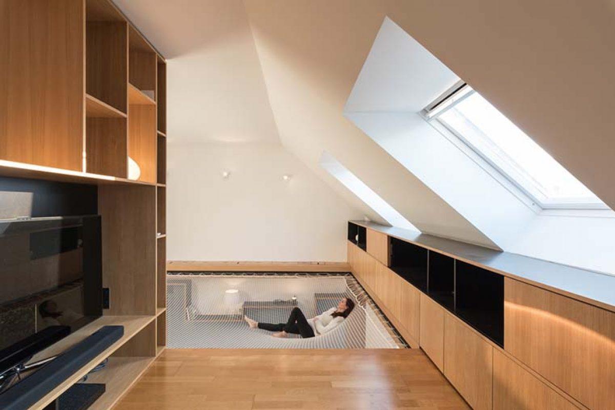 La vivienda alrededor de la red, por Martins | Afonso atelier de design & l'atelier miel
