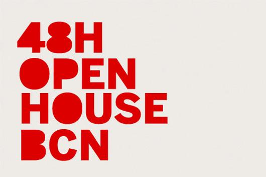 48h open house bcn el festival de arquitectura de