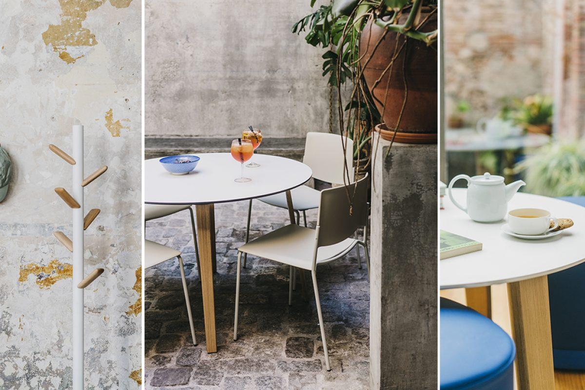 Enea presenta en Maison&Objet 2018 nuevas versiones de sus últimas propuestas de mobiliario orientadas a espacios hogar y soft contract