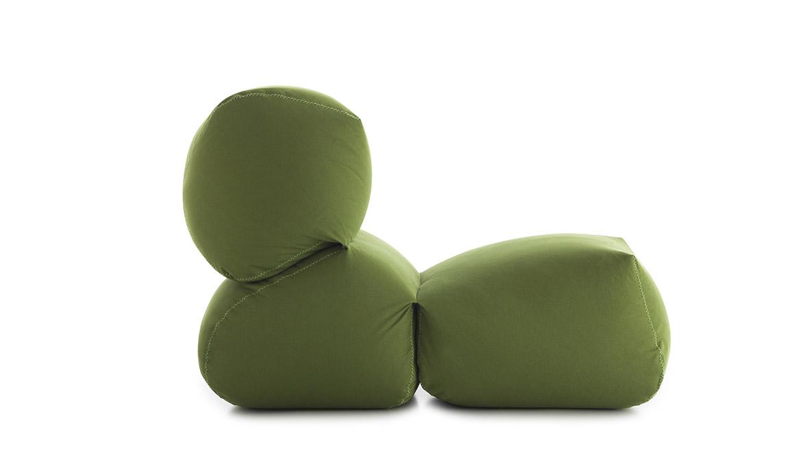 Grapy green cotton profile