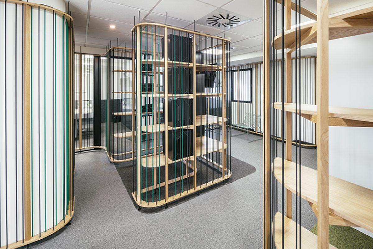 Zooco diseña las nuevas oficinas de Goodman en España. Máxima flexibilidad y adaptabilidad