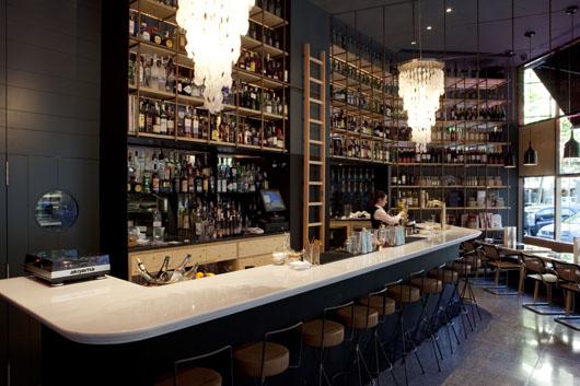 F garo nueva cocteler a en barcelona dise ada por el estudio pilar l bano - Estudios de interiorismo en barcelona ...