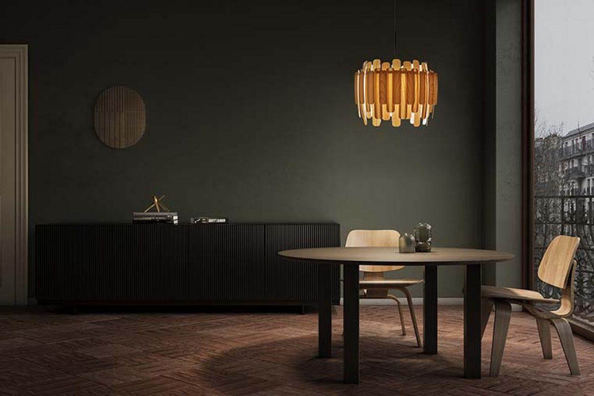 Maruja, la nueva lámpara de LZF inspirada por la esencia de la mujer contemporánea