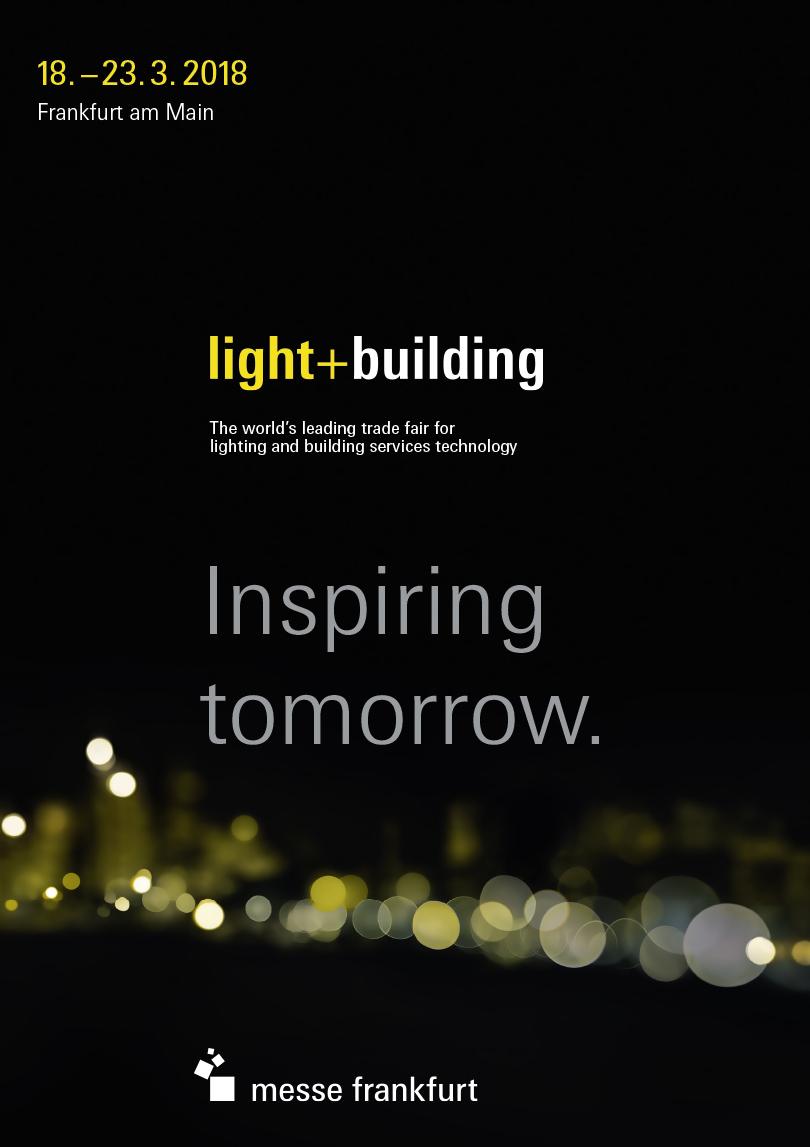 Light + Building 2018: programa de actividades con nueva ...