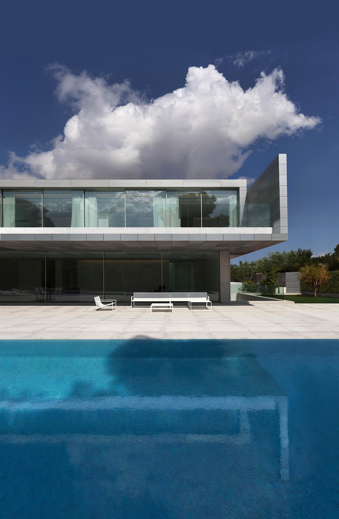 FRAN SILVESTRE ARQUITECTOS - ALUMINUM HOUSE - 004