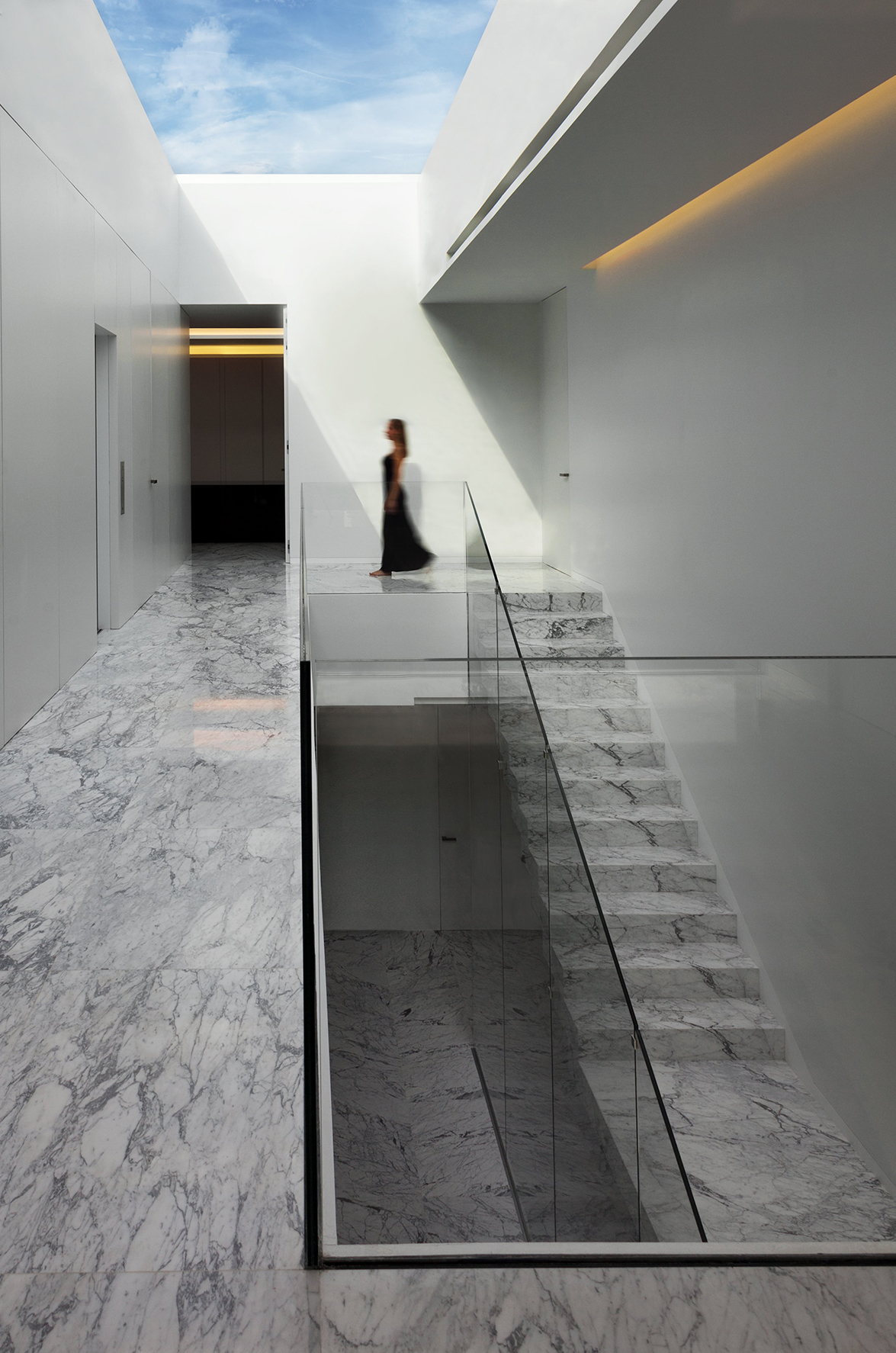 FRAN SILVESTRE ARQUITECTOS - ALUMINUM HOUSE - 008