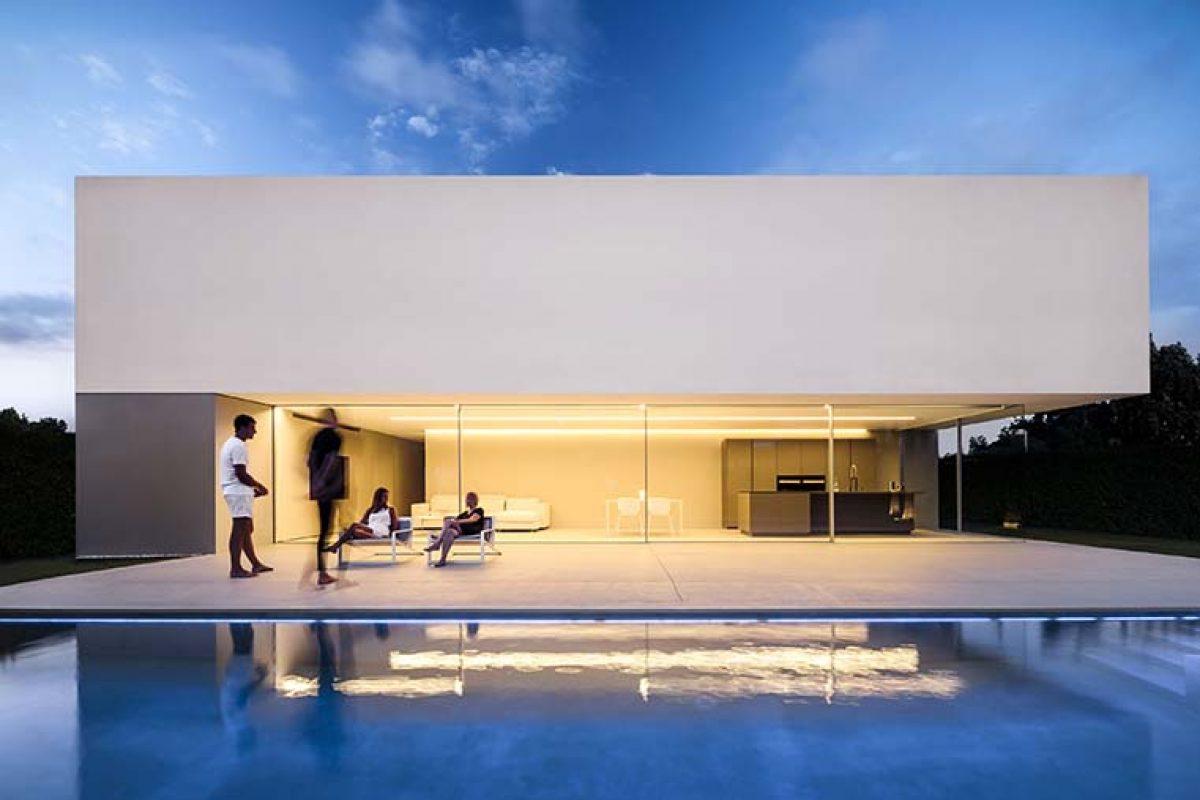 La Casa del Silencio por Fran Silvestre Arquitectos