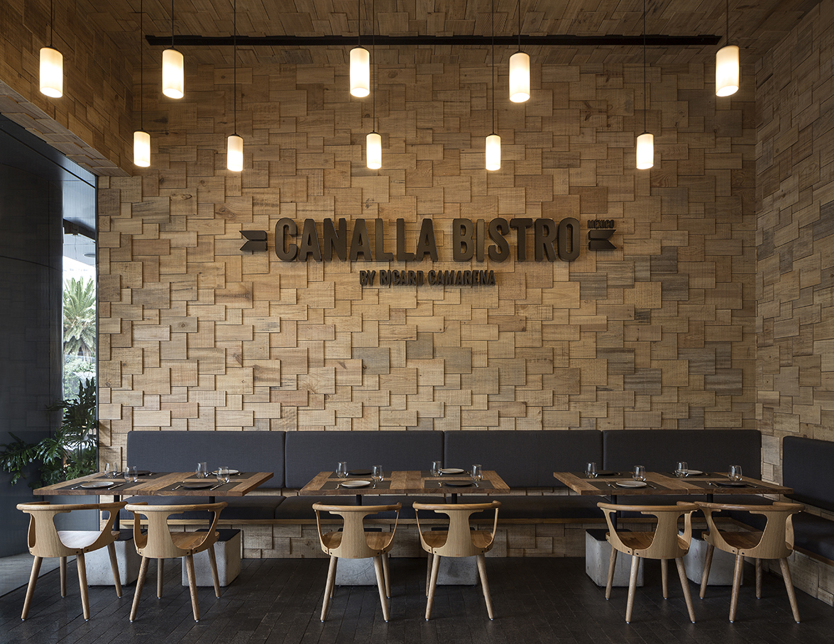 Canalla Bistro By Ricard Camarena Arrives In Mexico With A