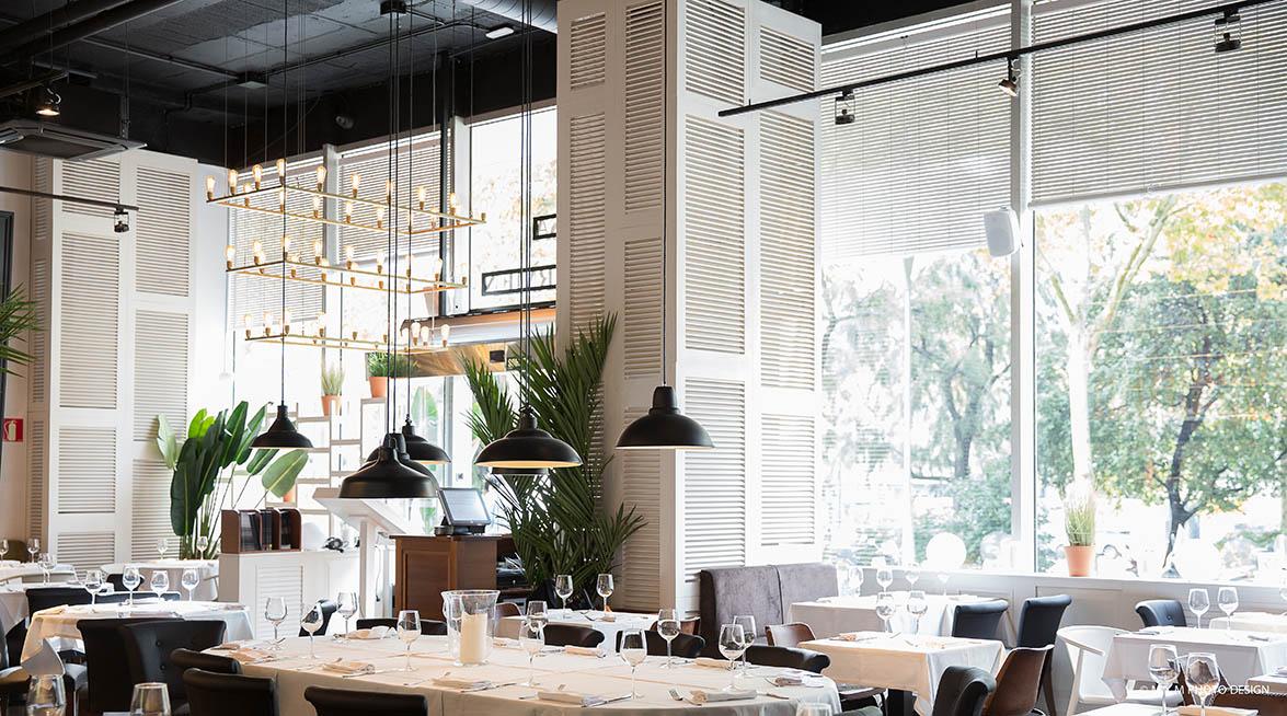 4retail materializa el proyecto del nuevo restaurante casa carmen de barcelona la luz natural - Natura casa barcelona ...