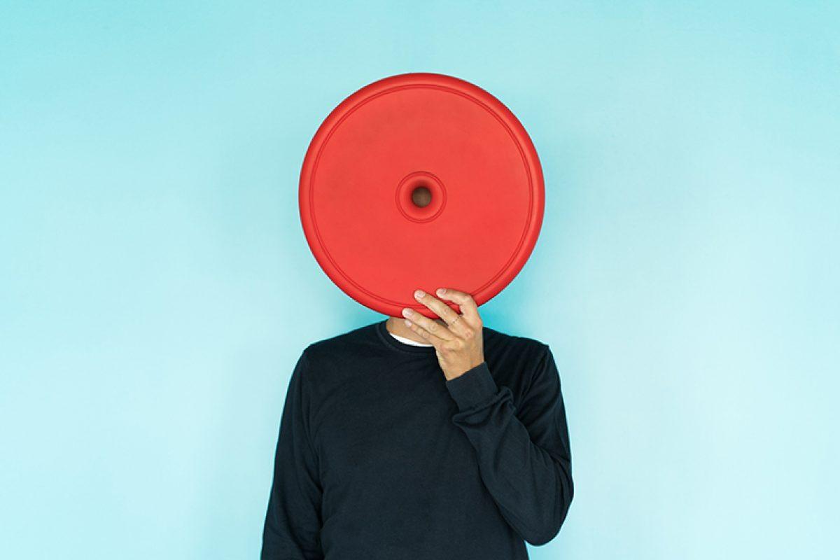 La ADCV premia el diseño de los almohadones 'Punto', obra de Studio Inma Bermúdez para la firma Sentat