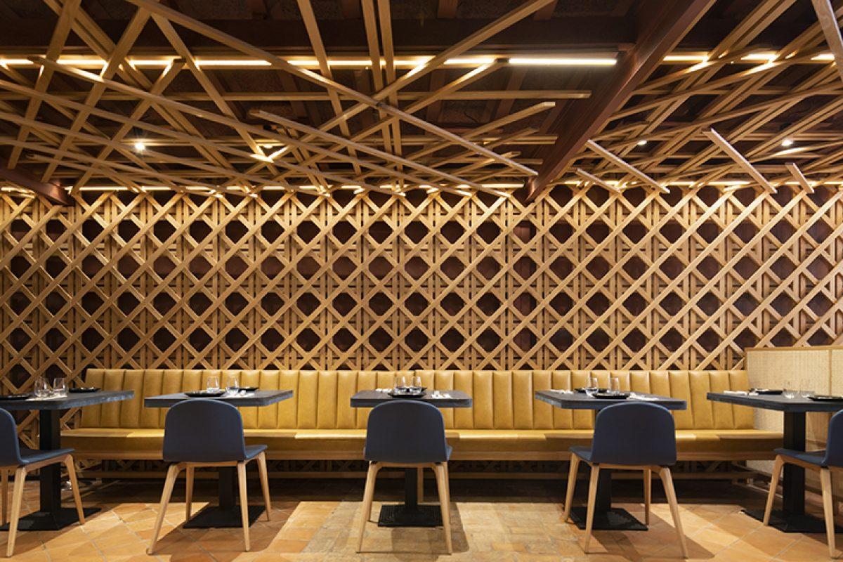 El Equipo Creativo diseña el restaurante Forn de Sant Joan en una antigua panadería mallorquina del siglo XIX