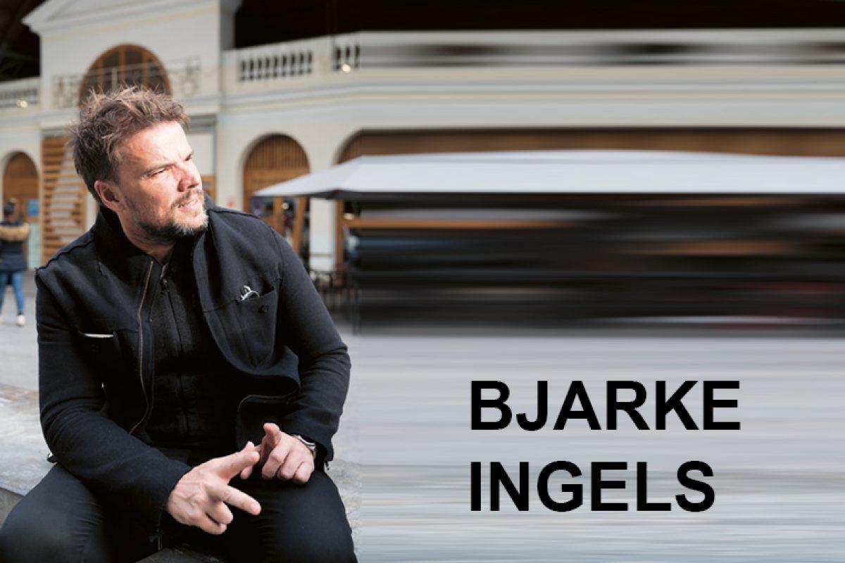 El danés Bjarke Ingels llevará la magia de su innovadora, atrevida y comprometida arquitectura a Cevisama 2020