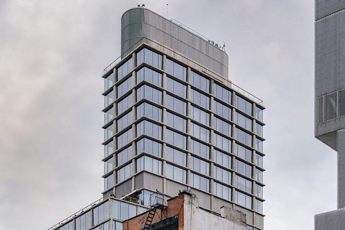 Casos de Estudio: Herzog & de Meuron proyecta el Chrystie Street Hotel con fachadas Wicona