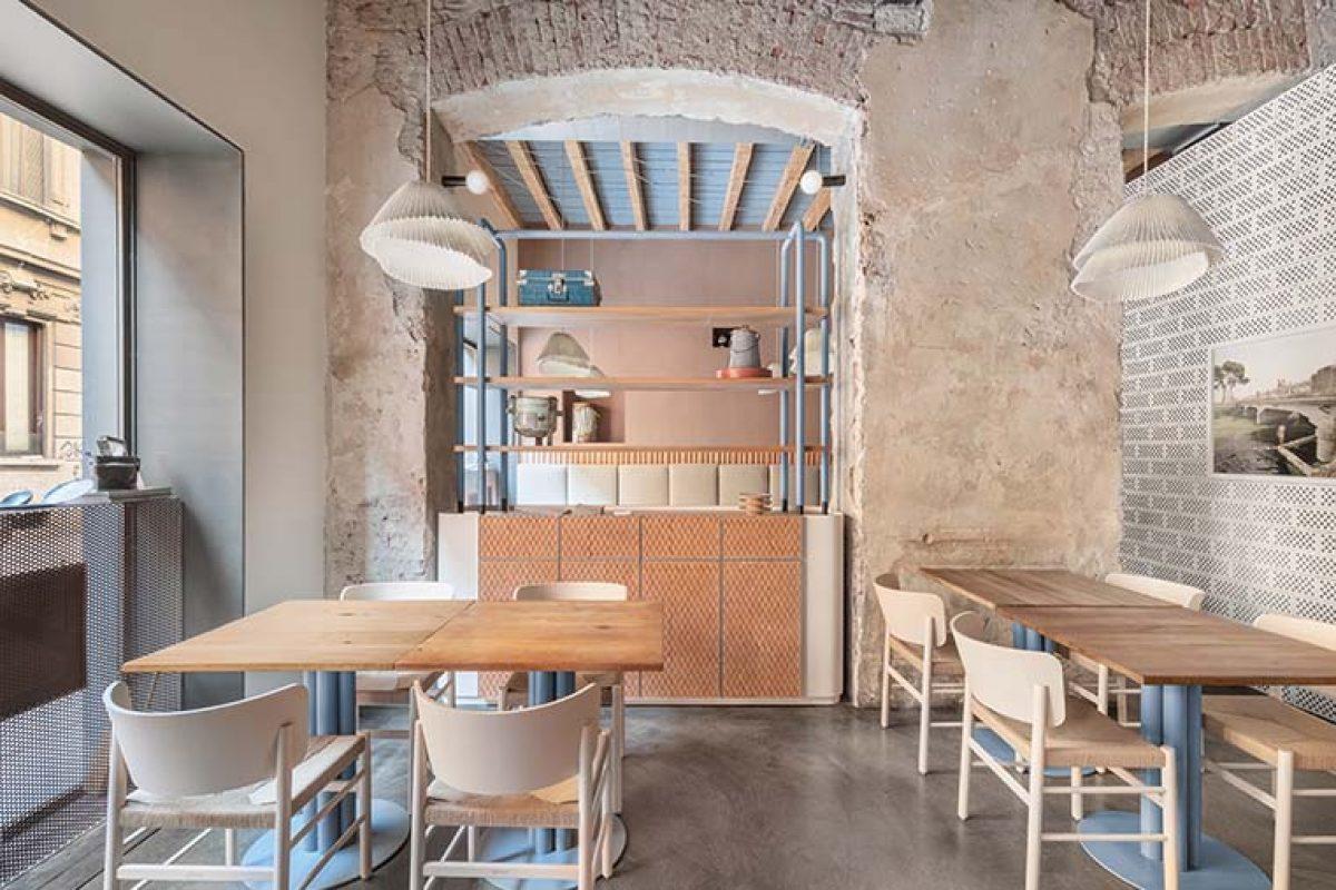 28 Posti, el proyecto de interiorismo de Cristina Celestino
