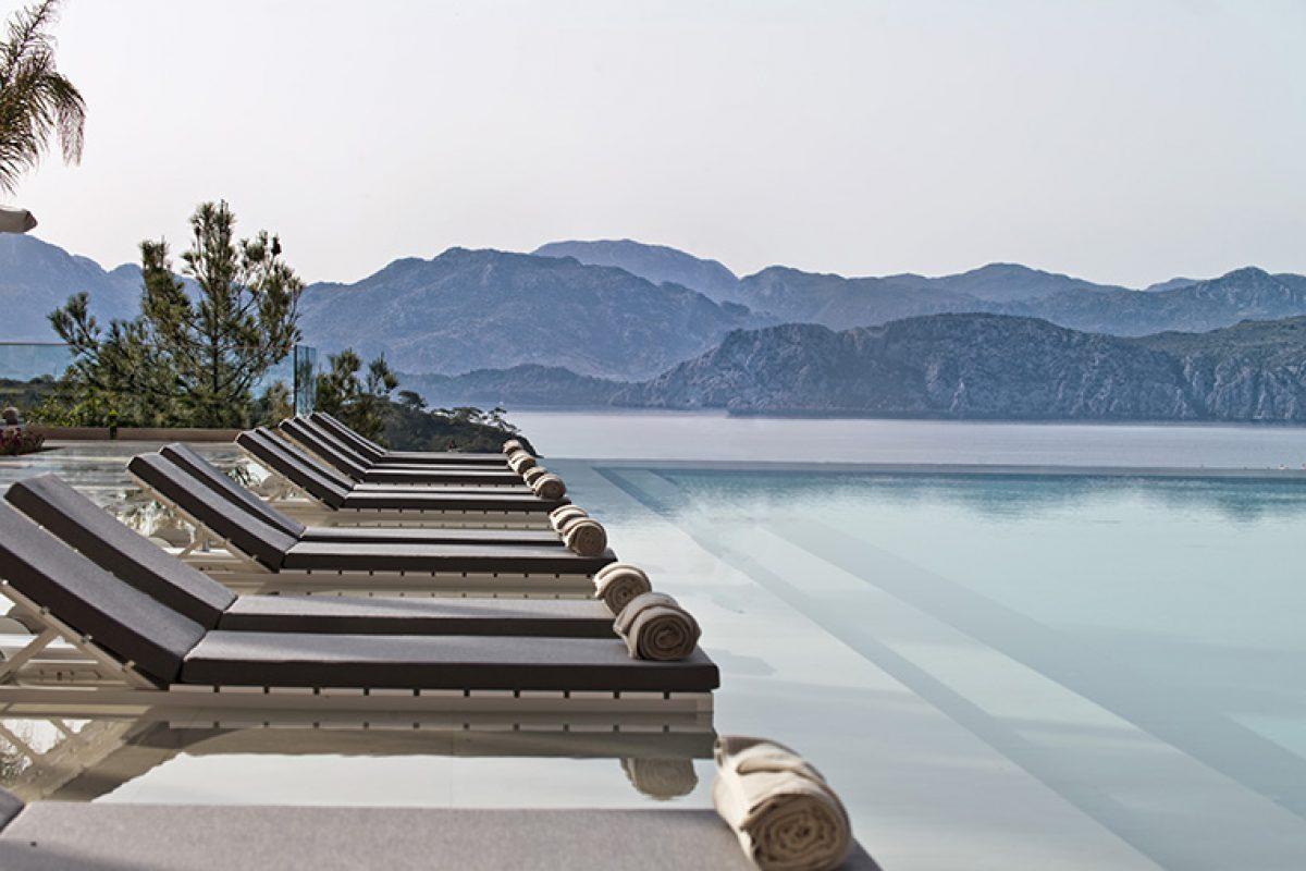 Tres hoteles espectaculares, tres conceptos de diseño, tres destinos y dos elementos en común, Gandiablasco y el Mediterráneo