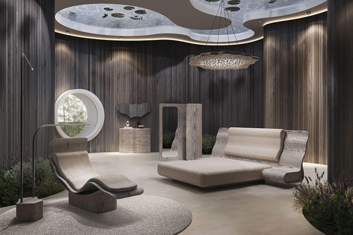 Natuzzi celebra su 60º aniversario en el Salone del Mobile.Milano con innovadoras colecciones