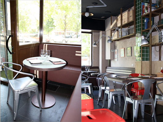Stanford Gourmet Burger Una Hamburgueser 237 A Vintage En