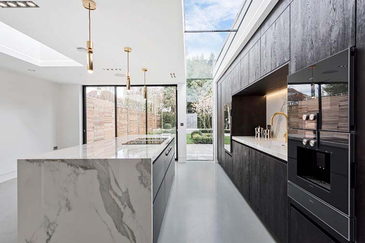 BORA Profesional 2.0: la cocina soñada de una joven pareja en un proyecto de interiorismo de Such Designs