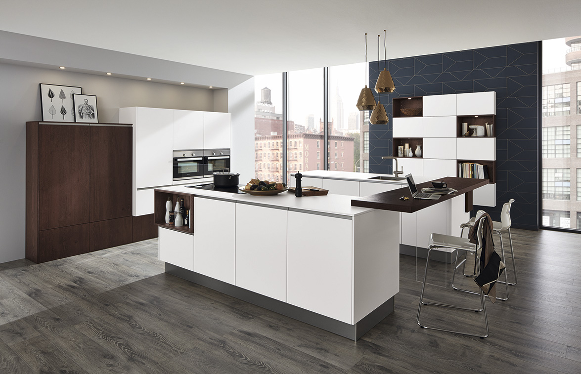 The Innovative Novelties By Hacker Kitchens Launched At