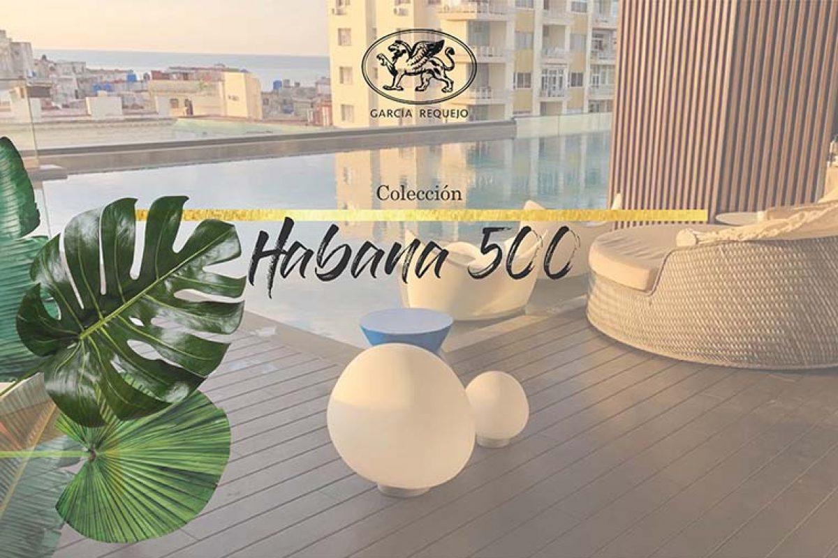 Garcia Requejo presenta un catálogo especial con motivo del 500 aniversario de la ciudad de La Habana