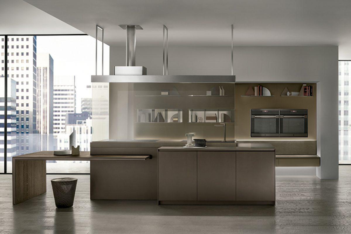 Ernestomeda presenta la cocina IconColor, estética limpia y flexible