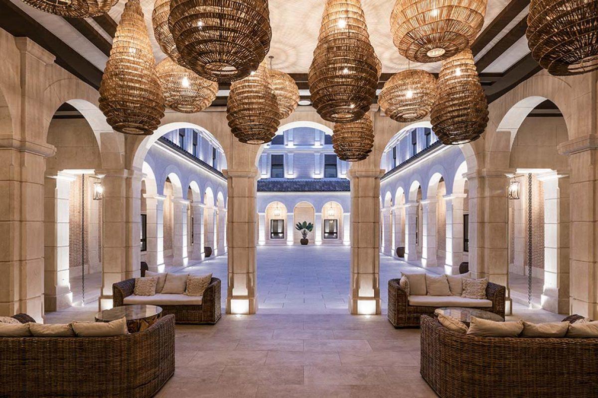 Vical lleva a cabo el proyecto de interiorismo del Hotel Ansares. Lujo rústico con matices exóticos